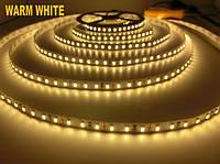 Светодиодная лента SMD5630 Тёплый белый
