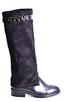 Сапоги женские зимние  без каблука