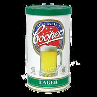 Солодовый охмеленный экстракт для  пива LAGER 1,7 кг