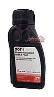 Тормозная жидкость Febi  DOT-4  ✔ 0.25л