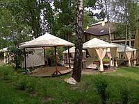 Все что вам нужно знать о шатрах и павильонах