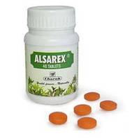 Алсарекс,  40 таб, Чарак, повышенная кислотность и язва желудка