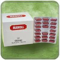 Манолл (Manoll), 20 таб, тоник и иммунитет