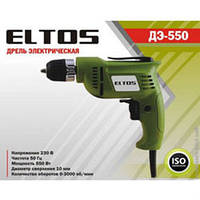 Еltos дэ 550 (дрель электрическая)