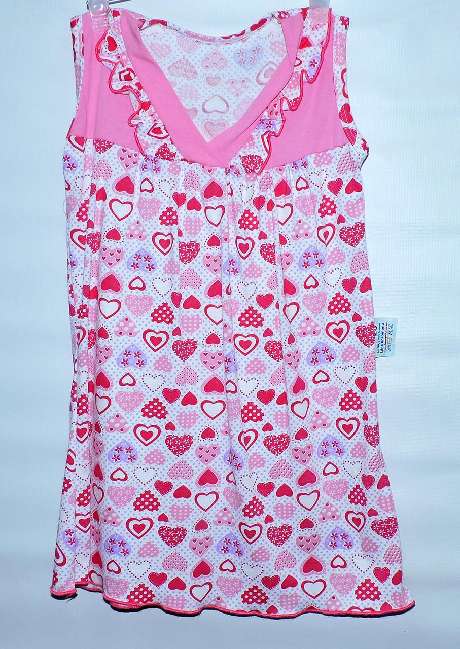 Нічна сорочка для дівчат 1-6 років бавовняна: продажа ... - photo#38