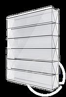 Сотовый поликарбонат SOLIDPROF 10 мм (прозрачный)