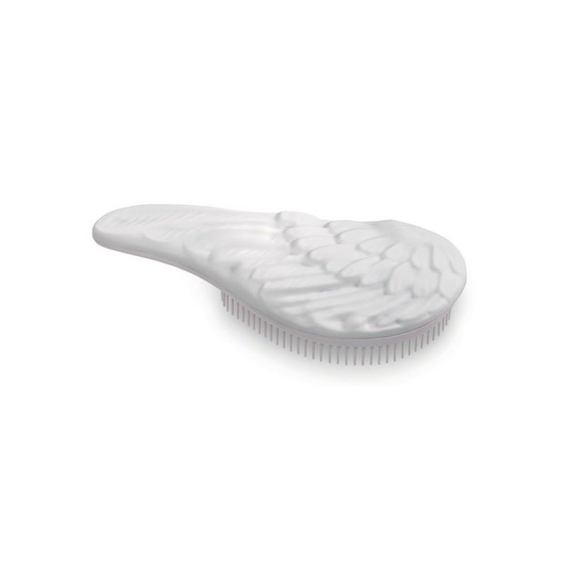Щетка массажная массажная с нейлоновыми зубьями D-Meli-Melo Angel Wing Sibel