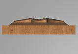 Мебельная накладка Розетка. Код Р28, фото 4