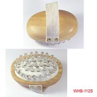 WHB-112 S расческа деревянная