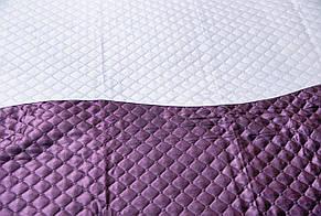 Покрывала-плед два цвета, фиолет, фото 2