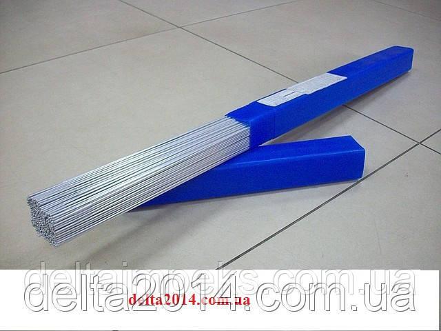 Пруток зварювальний алюмінієвий поштучно ER 4043 (4 мм)
