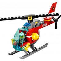 Конструктор LEGO City Fire Пожарная часть (60110)