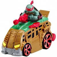 TMNT Черепашки-Ниндзя Рафаэль в фургоне