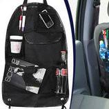 Органайзер для автомобиля ESTCAR car back tablet organizer ( накидка на переднее сидение с карманами ЭстКар)