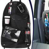 Органайзер для автомобиля ESTCAR car back tablet organizer ( накидка на переднее сидение с карманами ЭстКар), фото 1