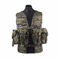 Жилет TASMANIAN TIGER Ammunition Vest FT flecktarn II