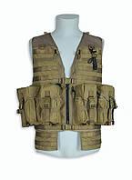 Жилет разгрузочный TASMANIAN TIGER Ammunition Vest р.L khaki