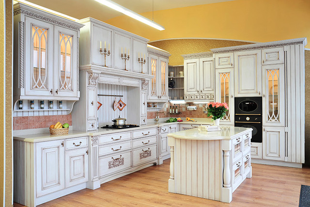 мебельный фасад МДФ Роял Кантри для кухни