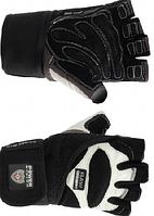 Перчатки атлетические Power System для  тяжелых физических усилий RAW POWER