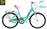 """Подростковый велосипед Spelli City Nexus 24"""", фото 1"""