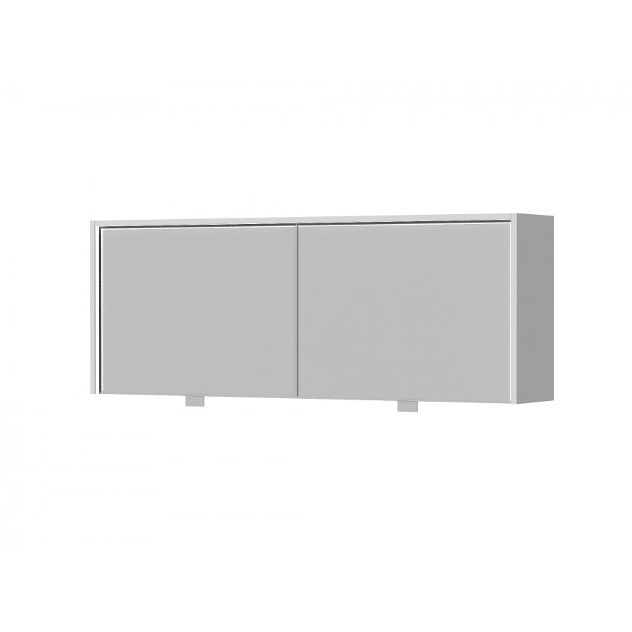Зеркальный шкаф Botticelli RIMINI UМC-130