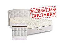 Матрас с блоком независимых пружин MatroLuxe SOFIA / СОФИЯ