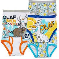 Трусы детские Disney Frozen Olaf набор 5 пар.