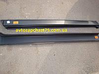 Порог Ваз 2101-Ваз 2107 0,8 мм  комплект 2 шт. левый + правый (Производитель Санкт-Петербург, Россия)