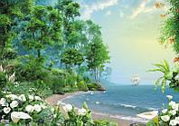 Фотообои *Остров мечты* 194х278