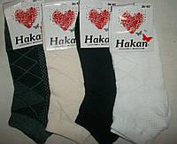 Носки женские Hakan турция сетка Размер 36-40 цвет ассорти