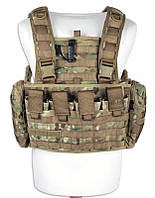 Жилет разгрузка TASMANIAN TIGER Chest Rig MK II MC multicam