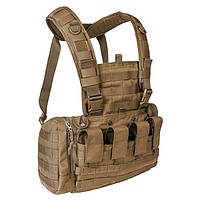 Жилет разгрузка TASMANIAN TIGER Chest Rig MK II coyote brown