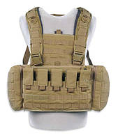 Жилет разгрузочный TASMANIAN TIGER CHEST RIG MKII M4 khaki