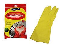 Перчатки хозяйственные, универсальные для уборки Hozzi