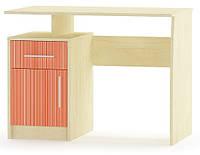Стол письменный Симба  750х1000х550мм береза   Мебель-Сервис