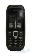 Корпус Nokia C1-00 с клавиатурой Black