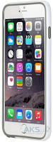 Чехол Rock Duplex Slim Guard Apple iPhone 6 Plus, iPhone 6S Plus White