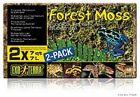 Лесной мох Exo Terra Forest Moss для террариума, 500 г