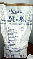 WPC 80 Milkiland Ostrowia (белок 80%, двойная очистка)