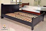 """Кровать двухспальная от """"Wooden Boss"""" Палермо(спальное место - 180х190/200), фото 3"""