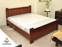 """Кровать двухспальная от """"Wooden Boss"""" Палермо Софт(спальное место - 160х190/200), фото 1"""