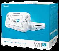 Nintendo Wii U 8GB Basic Pack