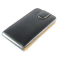 Чехол-книжка для LG G2 D802, Chic Case, Черный /flip case/флип кейс /лж
