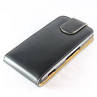 Чехол-книжка для Sony Xperia M C1905, Chic Case, Черный /flip case/флип кейс /сони