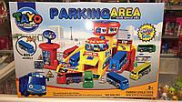 Детская игрушка Паркинг Tayo