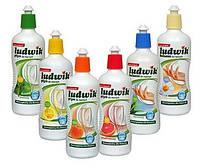 Жидкость для мытья посуды Ludwik Людвик 1л.