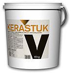 Готовая штукатурная смесь для наружных работ Кераштук В (Kerastuk V)