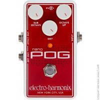 Педаль Гитарных Эффектов Electro-Harmonix Nano Pog