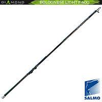 Удилище поплавочное с кольцами Salmo Diamond BOLOGNESE LIGHT F 4.00