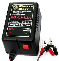 Зарядное устройство MASTER WATT АЗУ 0.3-1.2А 6В мото